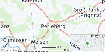 Google Map of Perleberg