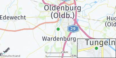 Google Map of Tungeln