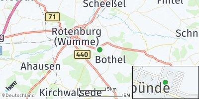 Google Map of Hemsbünde
