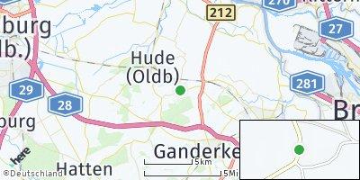 Google Map of Nordenholz
