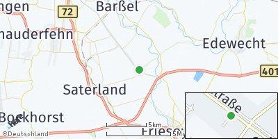 Google Map of Kamperfehn