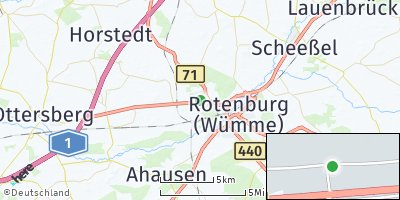 Google Map of Hohenesch