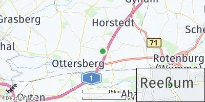 Google Map of Reeßum