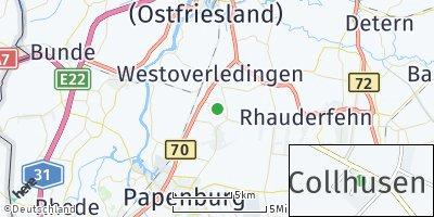 Google Map of Collhusen