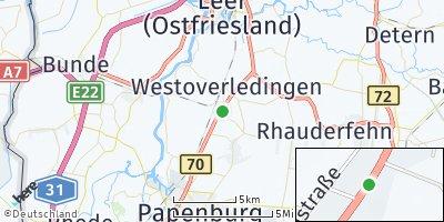 Google Map of Großwolde