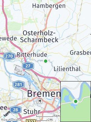 Here Map of Niederblockland