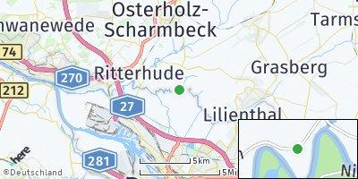 Google Map of Höftdeich
