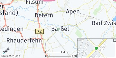 Google Map of Barßel