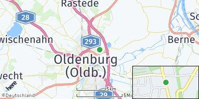 Google Map of Ohmstede