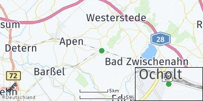 Google Map of Ocholt