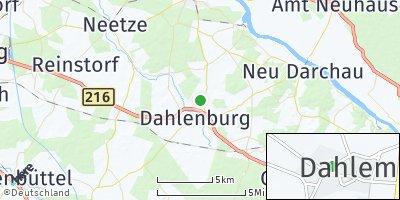 Google Map of Dahlem