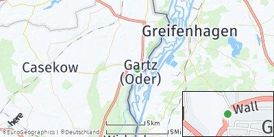 Google Map of Gartz