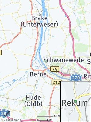 Here Map of Rekum