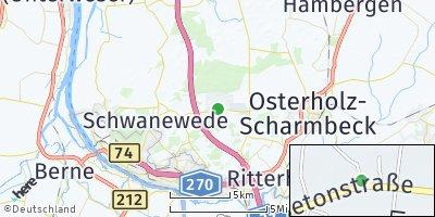 Google Map of Brundorf