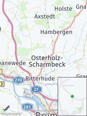 Here Map of Bargten