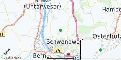 Google Map of Hinnebeck