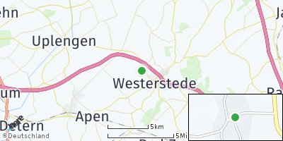 Google Map of Hollwege