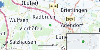 Google Map of Mechtersen