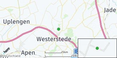 Google Map of Burgforde