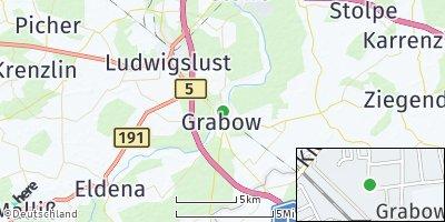 Google Map of Grabow