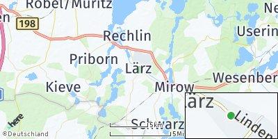 Google Map of Lärz