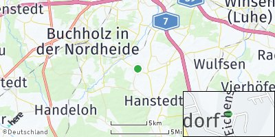 Google Map of Asendorf