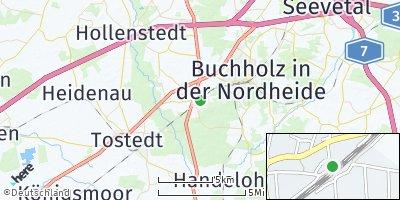 Google Map of Sprötze