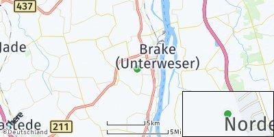 Google Map of Harrierwurp