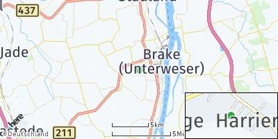 Google Map of Hammelwarder Außendeich
