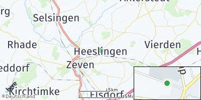 Google Map of Heeslingen