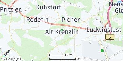 Google Map of Alt Krenzlin