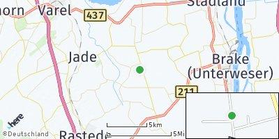 Google Map of Jade