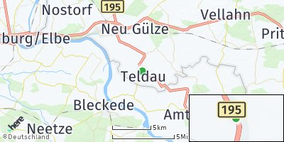 Google Map of Teldau