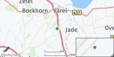 Google Map of Rosenberg