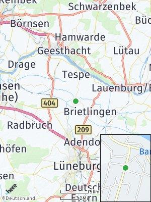 Here Map of Barum