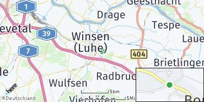 Google Map of Borstel