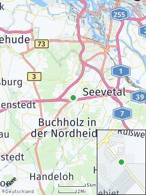 Here Map of Rosengarten