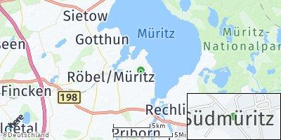 Google Map of Ludorf
