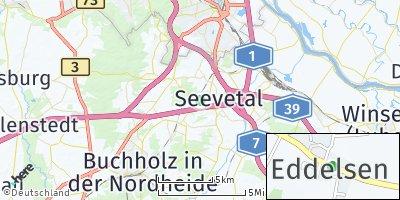 Google Map of Eddelsen