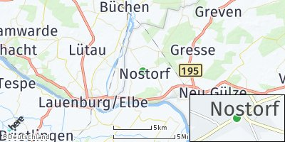 Google Map of Nostorf