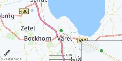 Google Map of Rallenbüschen