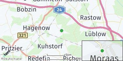 Google Map of Moraas