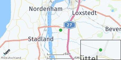 Google Map of Büttel