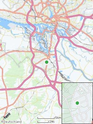 Here Map of Wilstorf