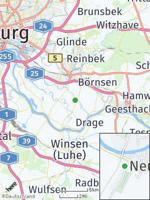 Here Map of Neuengamme