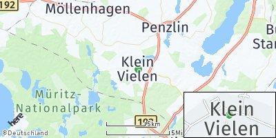 Google Map of Klein Vielen