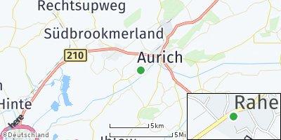 Google Map of Rahe