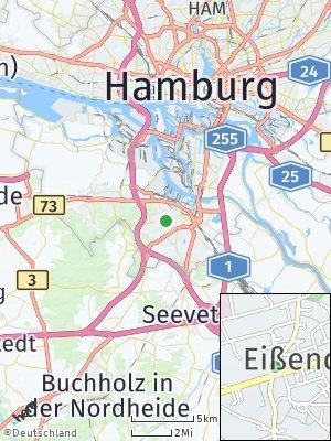 Here Map of Eißendorf