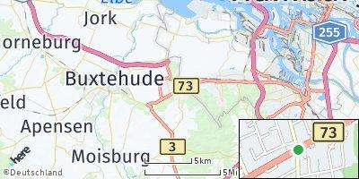 Google Map of Neu Wulmstorf