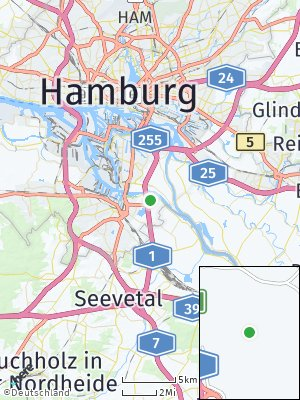 Here Map of Neuland